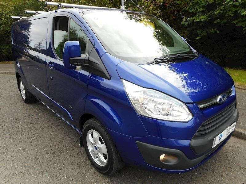 2015 Ford Transit 290 Custom Limited L2, very HIGH spec / very LOW miles