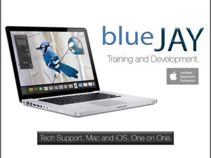 Apple One on One Training and Tech Support **Apple Certified**
