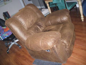 Rocker/ Recliner by Ashley....check out all my for sale ad's Stratford Kitchener Area image 6