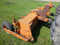 HOWARD ROTOVATOR M100 104 In. 3 Point Hitch Rototiller