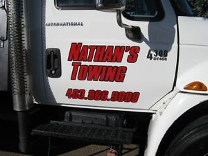 Nathan's Towing FREE Scrap Car/Truck Removal