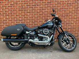 Harley-Davidson FLSB Sport Glide 2021 Model
