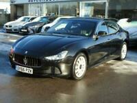 2016 Maserati Ghibli V6d 4dr Auto [Luxury Pack] Saloon Diesel Automatic