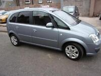 VAUXHALL MERIVA 1.4 active 2009 Petrol Manual in Silver