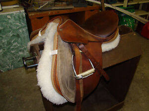 Schonthal/Courbette English Saddle