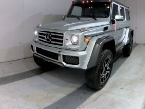 2017 Mercedes-Benz G-Class G 550 4x4 Squared SUV, Crossover