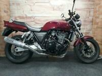 HONDA CB1000 BIG ONE 1996 LOW MILEAGE LOTS OF EXTRAS