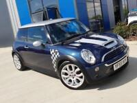 MINI Cooper S Checkmate 2006 R53 Space Blue - LSD Heated Windscreen