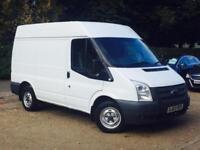 2013 Ford Transit 2.2TDCi ( 100PS ) ( EU5 ) 260S Med Roof Van 260 SWB SUPERB!!!!