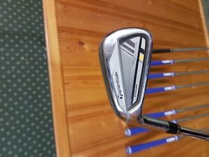 Left Handed Taylormade Rocketbladez Tour Irons 4-A (LH)