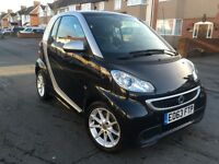 Smart Fortwo 0.8 CDI Diesel 2014, FULL Service History, Satnav, Bluetooth, Automatic, HPI Clear
