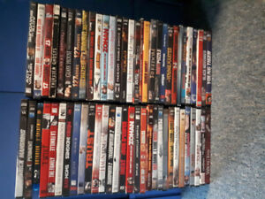 Movies! DVD'S and VHS