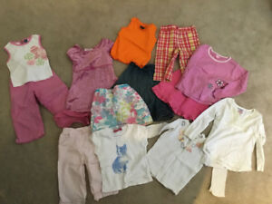 Girls clothing age 2/3 years