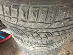 4 pnues h'iver 225 60/R16 /4 Winter tires 225 60/R16