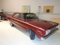 """1967 Belvedere II   """"Super Solid Car"""""""