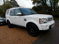 2013 Land Rover Discovery 4 SDV6 SE 4x4 Diesel Semi Automatic