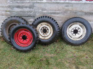 3/4 Ton Truck/Trailer Tires & Rims