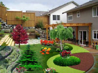 Spring Clean Up Packages / Lawn Mowing / Aeration /