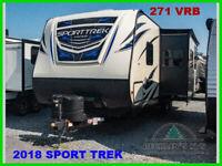 2018 Venture SportTrek 271VRB Used
