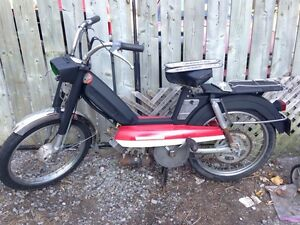 Peugeot 103 Moped