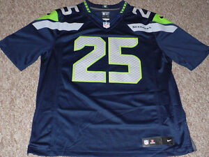 Seahawks Sherman Nike Jersey size XL Includes Shipping