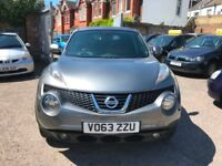 Nissan Juke 1.5 dCi Acenta Premium 5dr£5,995 well looked after
