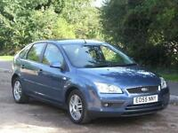 Ford Focus 2.0TDCi 2005MY Ghia