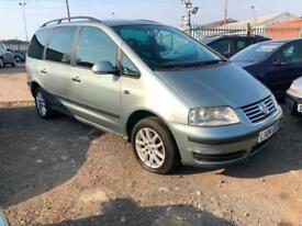 2004/04 Volkswagen Sharan 1.9 TDI FULL MOT EXCELLENT RUNNER