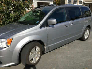 2015 Dodge Grand Caravan Crew Wagon