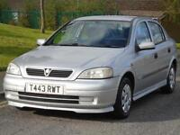 VAUXHALL ASTRA 1.6i ( a/c ) AUTOMATIC CLUB,FULL 12 MONTHS MOT,READY TO DRIVE