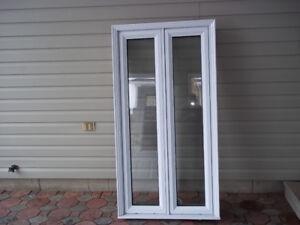 Fenêtre en alluminium