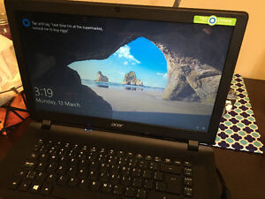 ACER LAPTOP FOR IMMEDIATE SALE