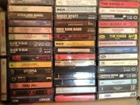 830 Cassette Tapes for sale - Classic Rock, Country, etc