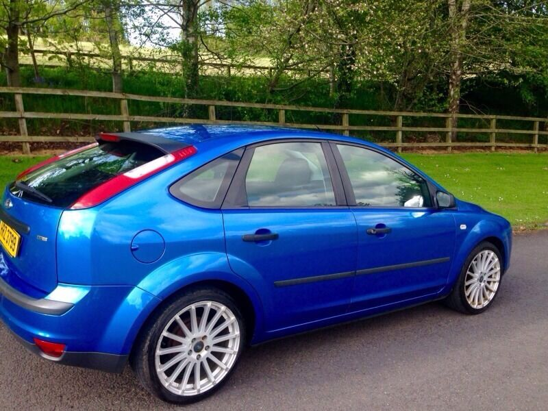 2006 ford focus 1 6 tdci diesel st blue in finaghy for Ford focus 2006 interieur