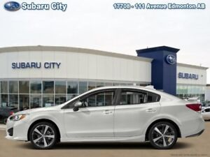 2019 Subaru Impreza 4-dr Sport-Tech Eyesight AT