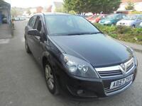Vauxhall Astra 1.4i 16v SXi 5 DOOR - 2008 57-REG - 6 MONTHS MOT