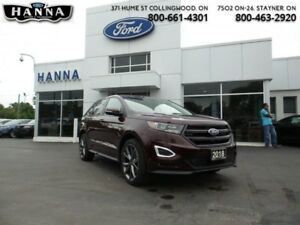 2018 Ford Edge Sport AWD  *401A*