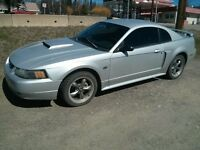 2002 Ford Mustang GT fast and fun