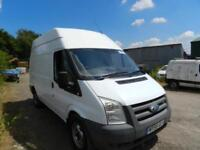 Ford Transit 2.4TDCi Duratorq ( 140PS ) 350 MWB HIGH ROOF ONE OWNER