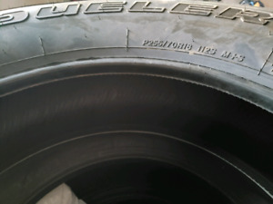 Jeep Stock Tires For Sale