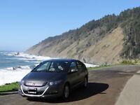 2010 Honda Insight EX-L Hybrid, Low KM's & No Accidents!