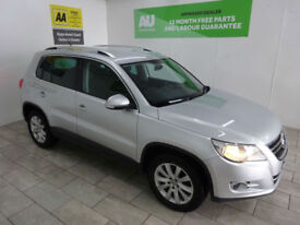 2009,Volkswagen Tiguan 2.0TDI 140bhp 4Motion SE***BUY FOR ONLY £36 PER WEEK***