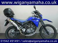 YAMAHA XT660R, 16 REG 22782 MILES, AKRAPOVIC EXHAUSTS, HAND GUARDS, DARK SCRE...
