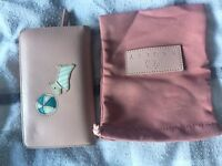 Radley pink purse with dust bag