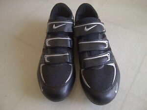 Nike road cycling shoes, men's size 12 London Ontario image 1