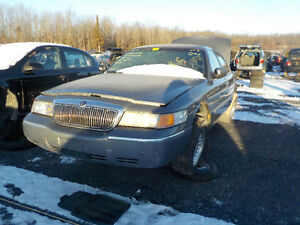 1998 Mercury Grand Marquis Now Available At Kenny U-Pull Cornwal
