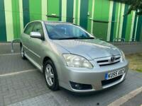 2005 Toyota Corolla 1.4 VVT-i Colour Collection 5dr Hatchback Petrol Manual