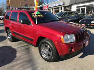 2006 Jeep Grand Cherokee LAREDO TRAIL RATED...PERFECT MINT