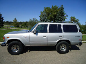 1986 Diesel Toyota Land Cruiser HJ60 G Series Wagon AC/PS