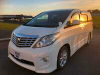 Toyota Alphard 2.4 Litre S Automatic 8 Seater 2 Wheel Drive Edition
